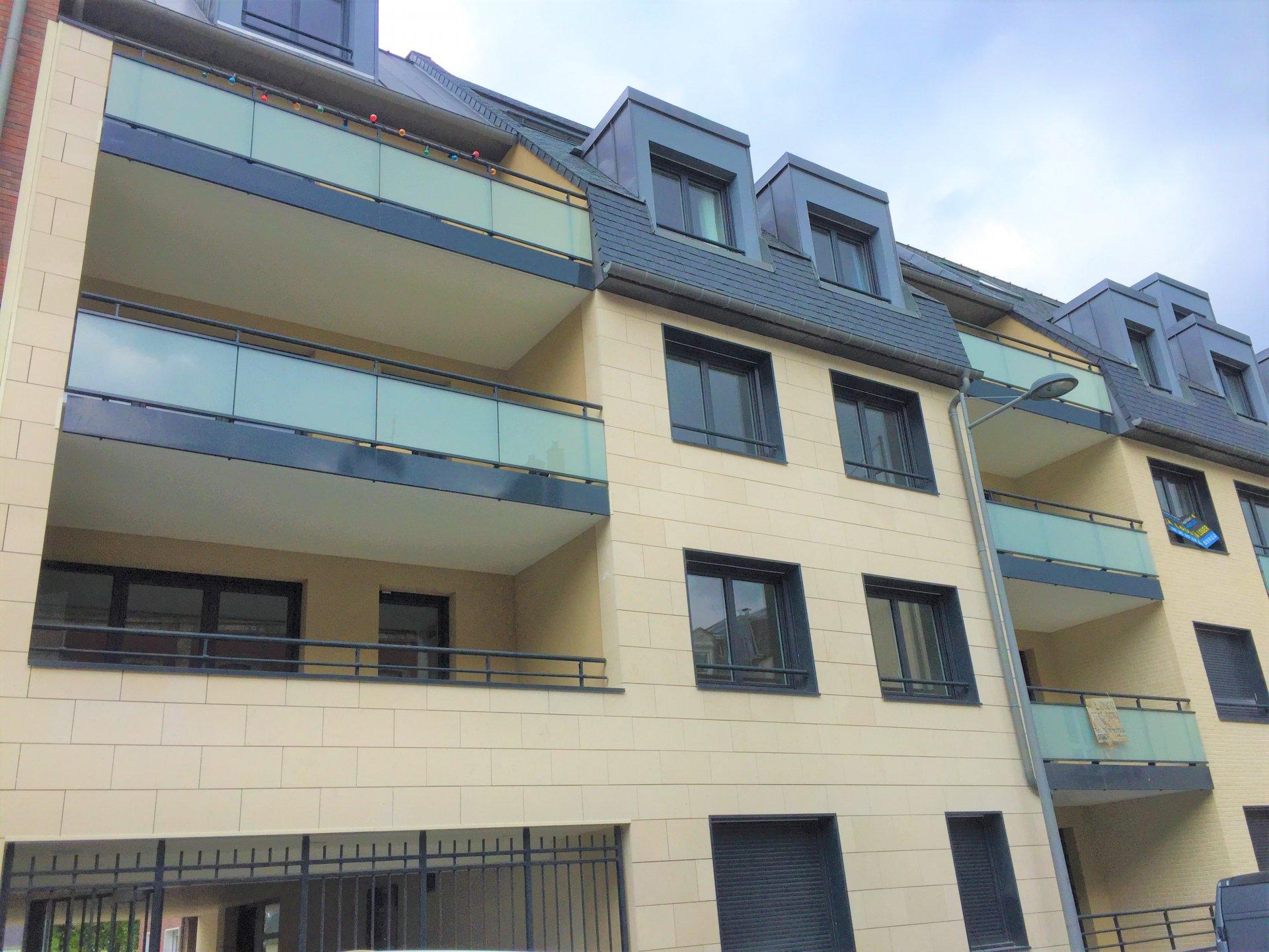 Appartement T2 - ROUEN Quartier GARE
