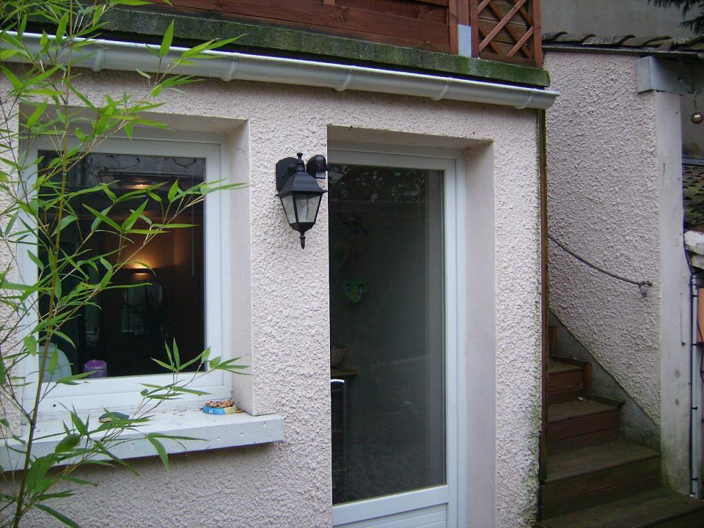 Maison intégralement rénovée, aucun travaux, jardin d'environ 50 m².