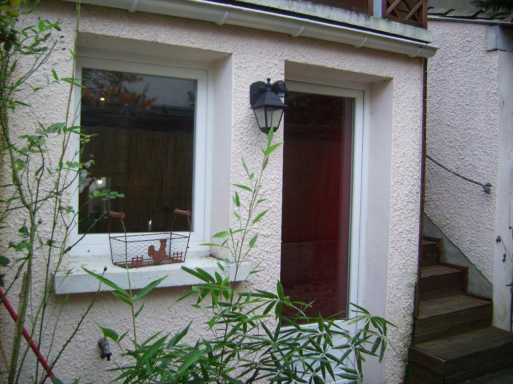 Maison de 110m² proche A6 & gare, 2 ch, bureau, jardin de 50 m².