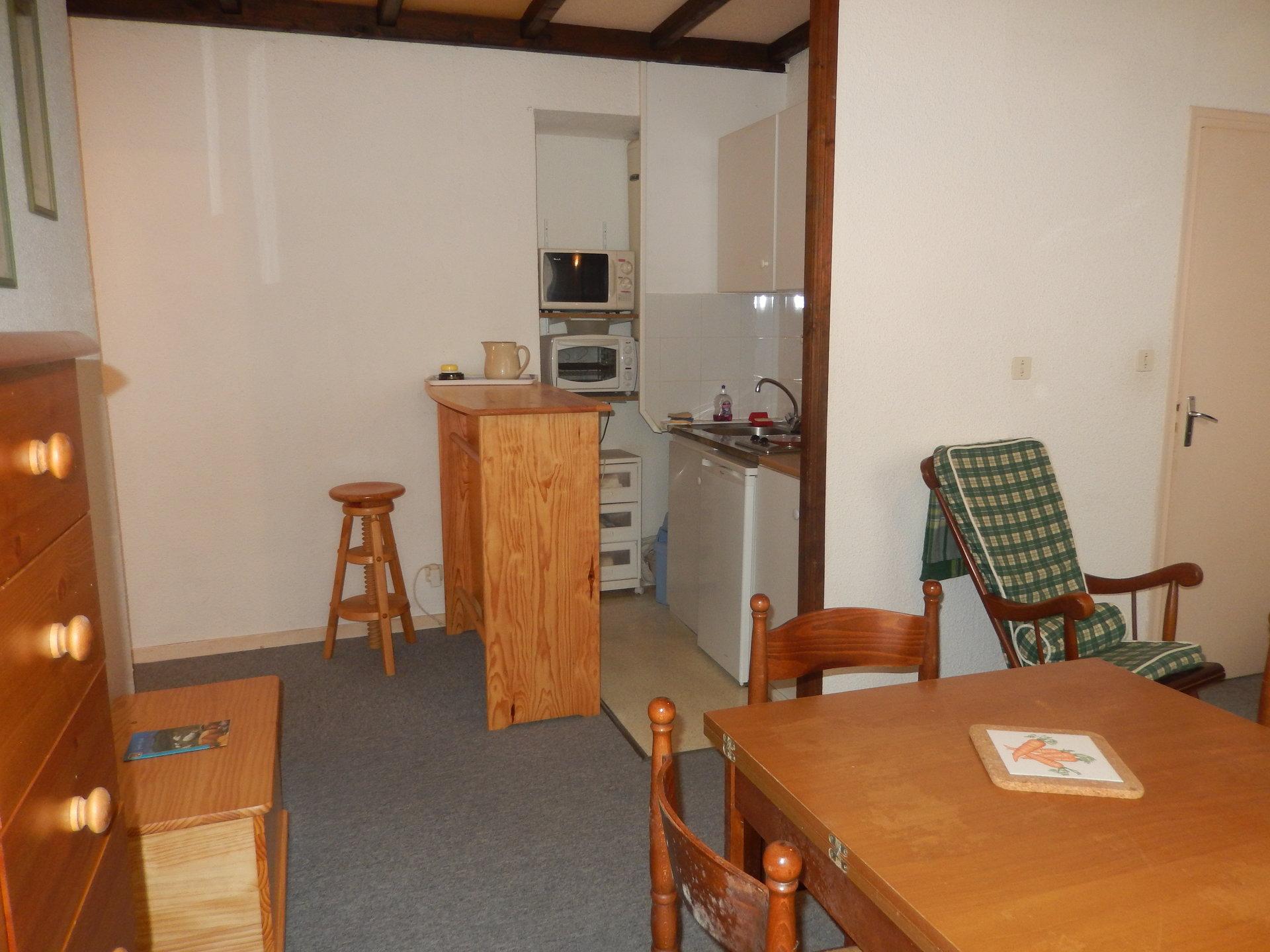 Appartement une chambre Eaux-Bonnes