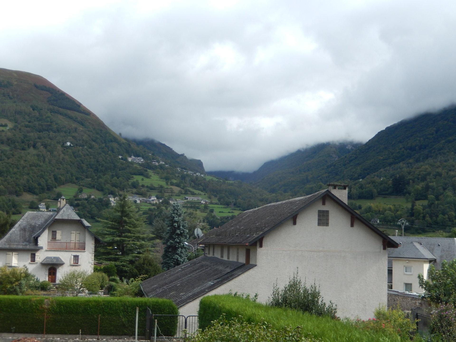 Laruns en Vallée d'Ossau