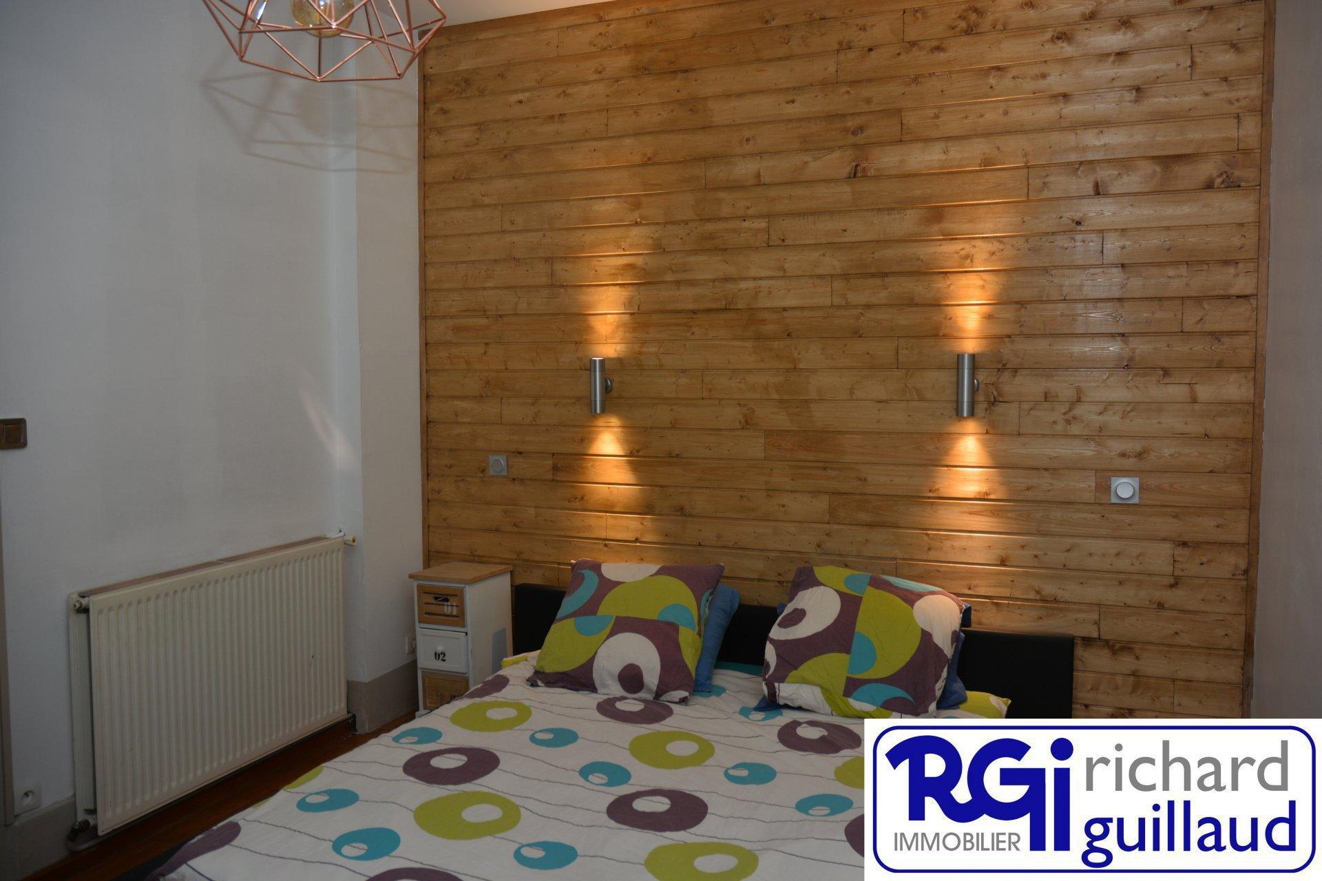 Appartement renové 2 pièces 56m²