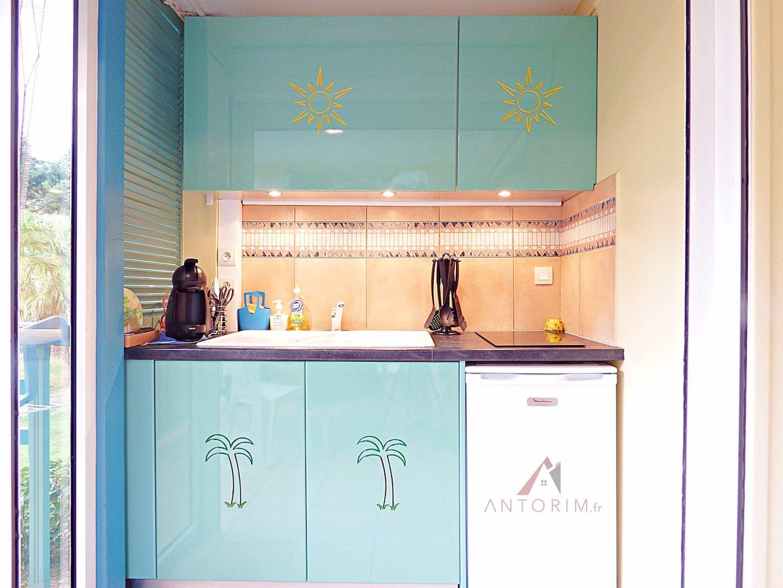 EXCLUSIVITE : SAINTE-ANNE - Superbe Studio meublé proche plage