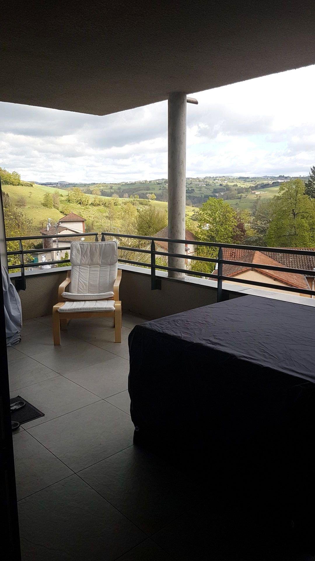 SAINT-GALMIER - Appartement NEUF T3 avec terrasse