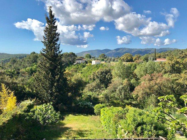 Mouans sartoux, villa avec trés belle vue dégagée