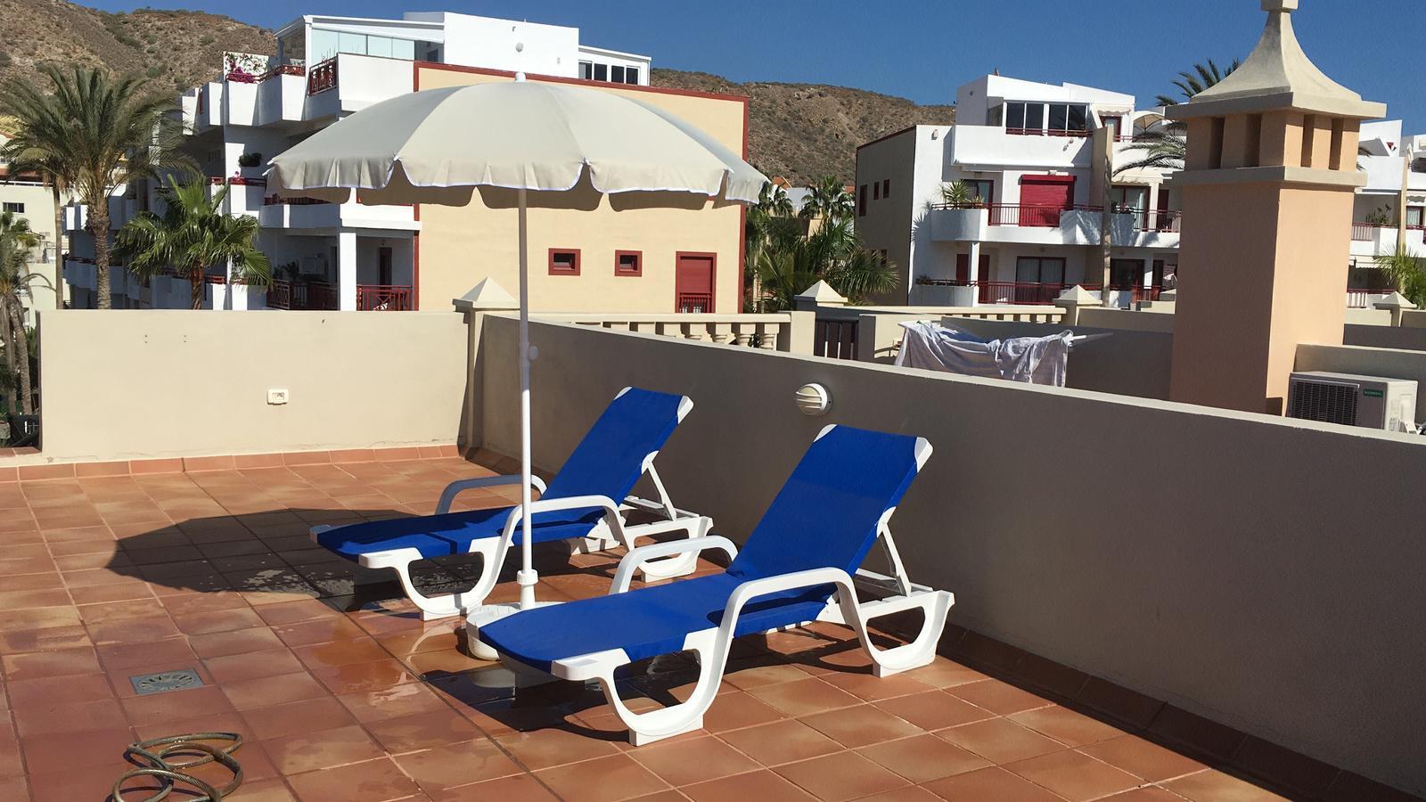 """Appartement te huur in """"Paraiso del Palmar"""", Arona;"""