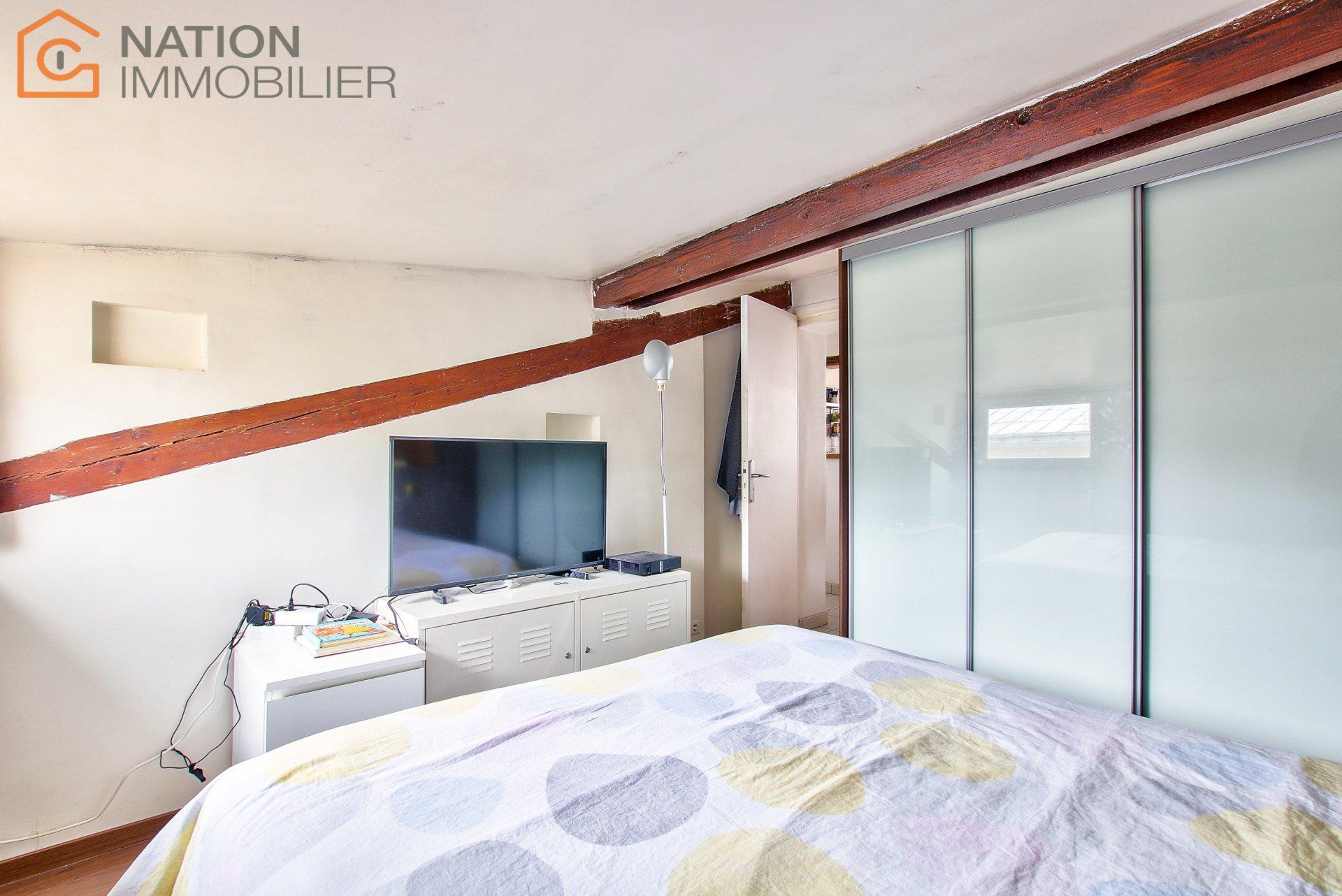 Sale Apartment - Paris 20th (Paris 20ème)