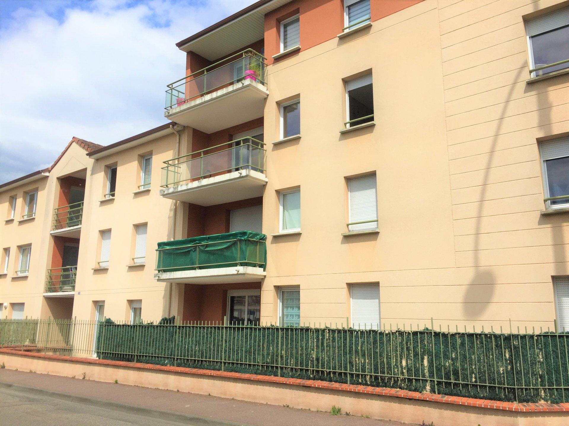 Appartement T2  bis avec balcon LE PETIT-QUEVILLY