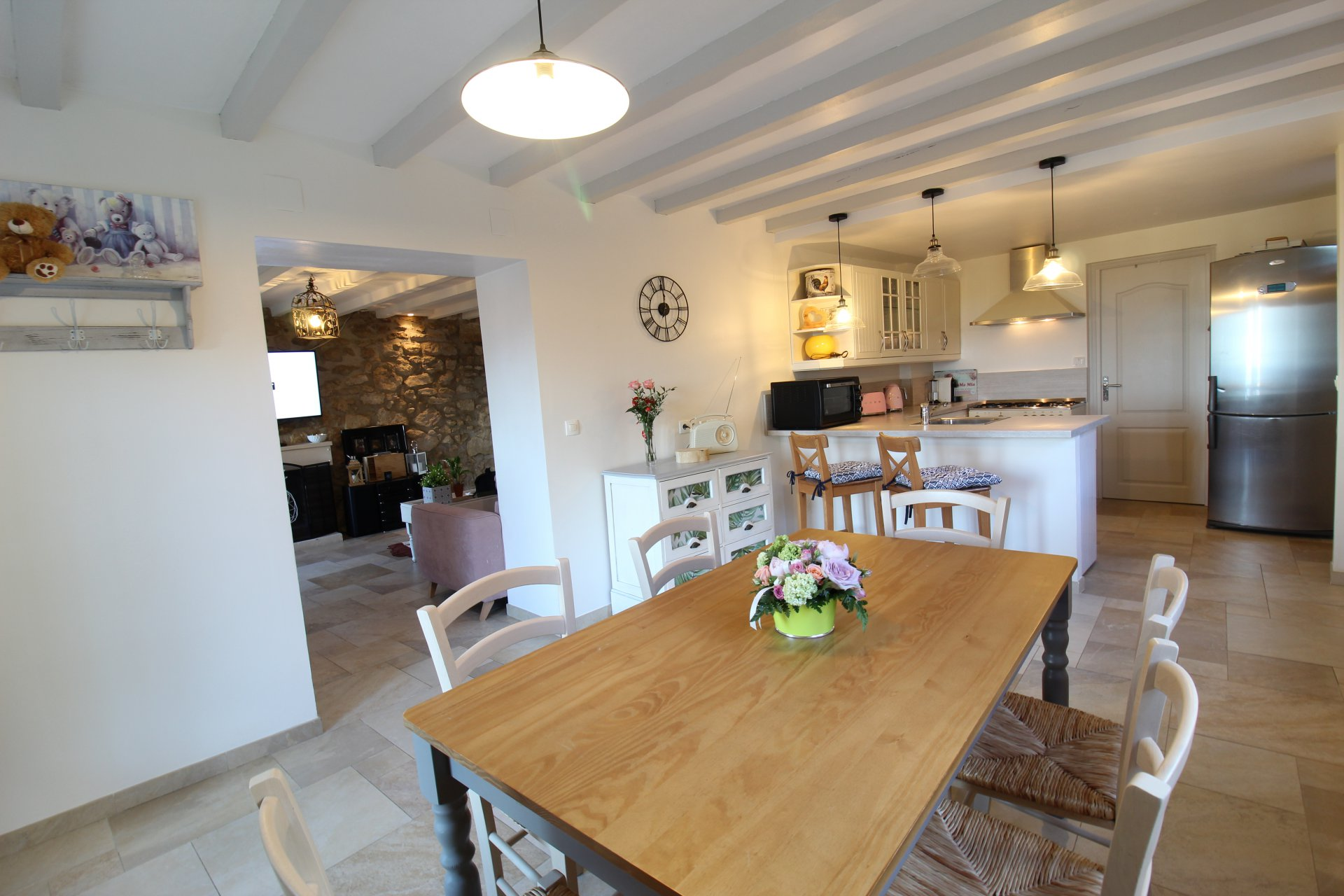 Продажа Дом - Sainte-Agnès