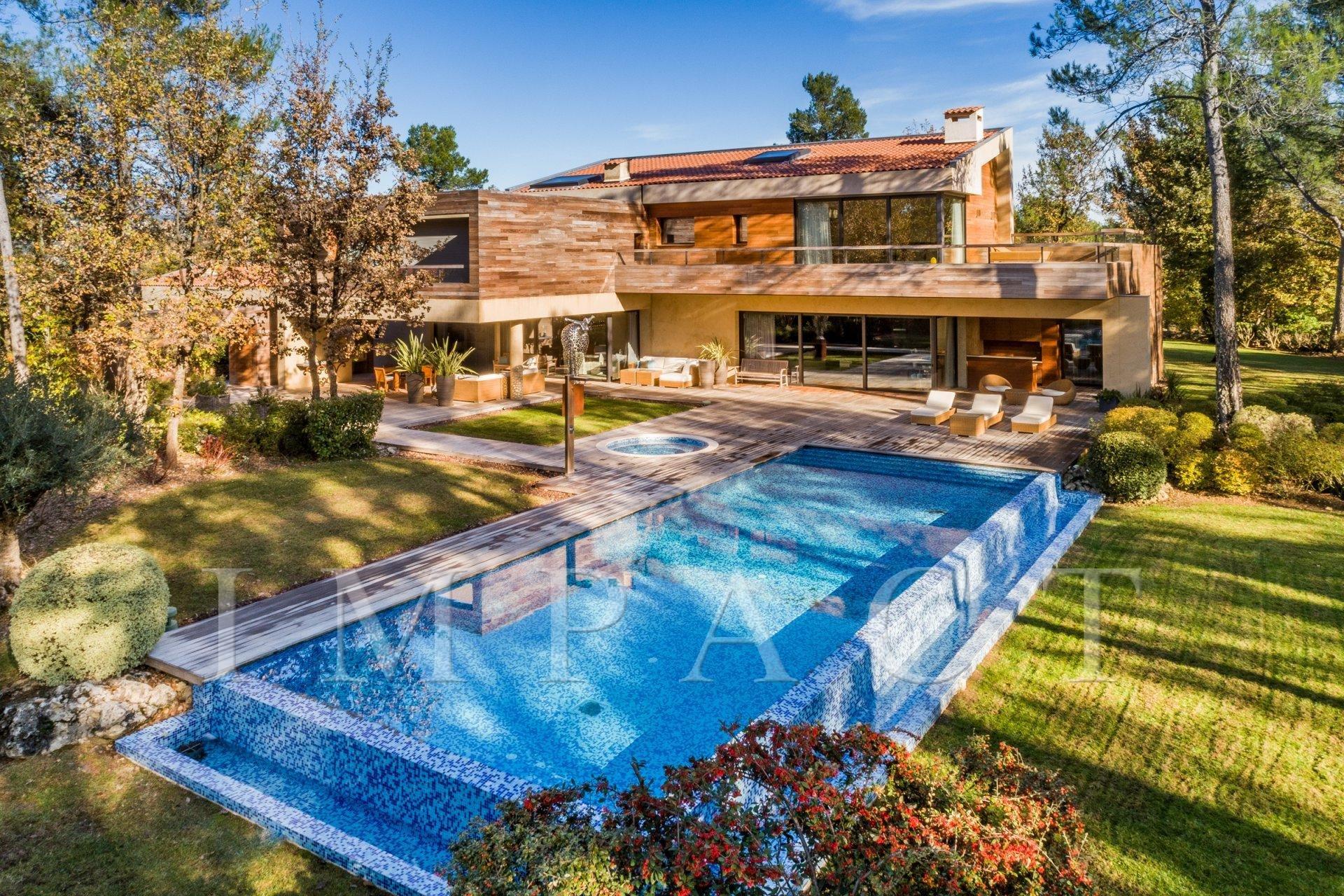 Villa à louer à Terre Blanche - Tourettes