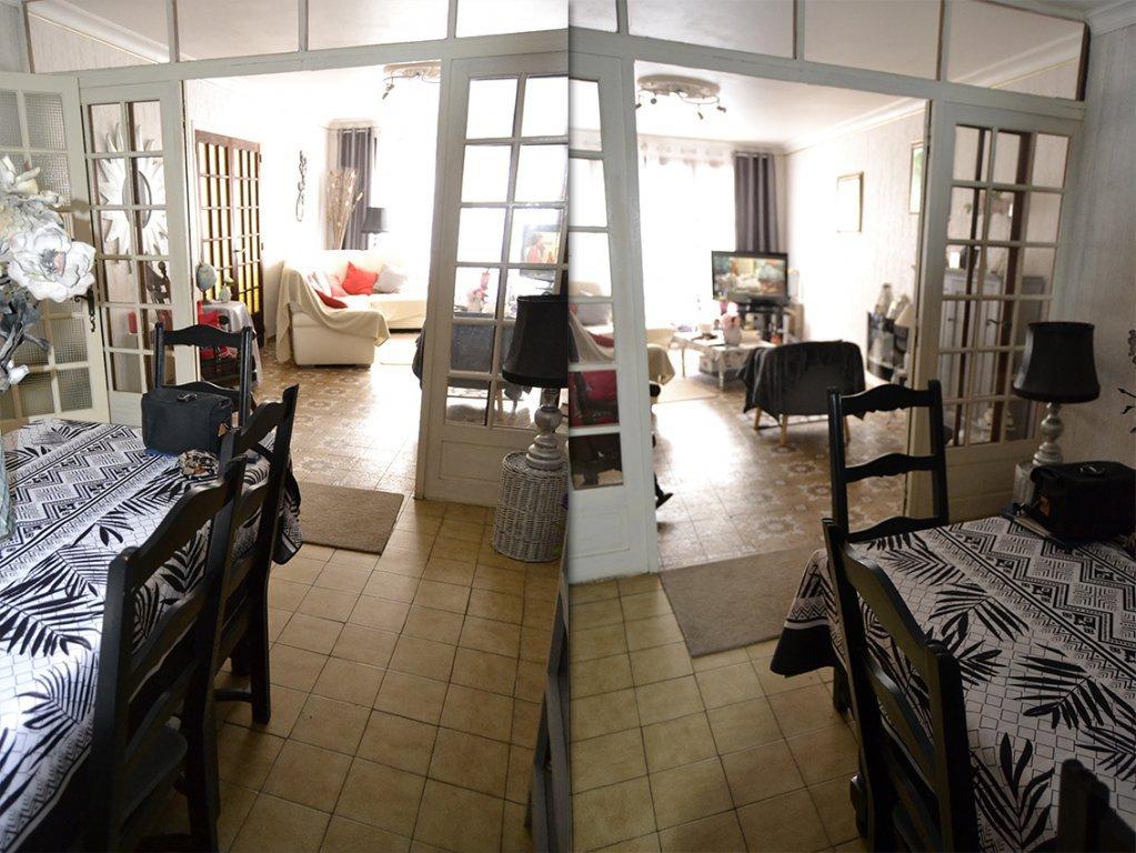 Maison T4 140 m² + terrasse, patio sans vis-à-vis.