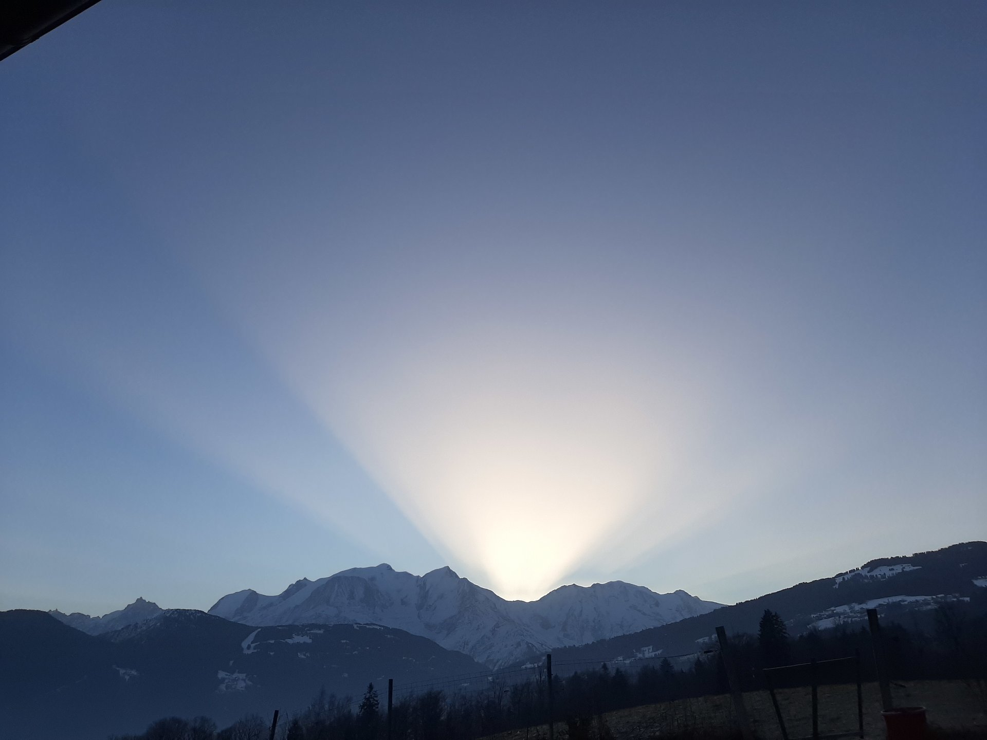MEGEVE AREA - FIELD 1000m2