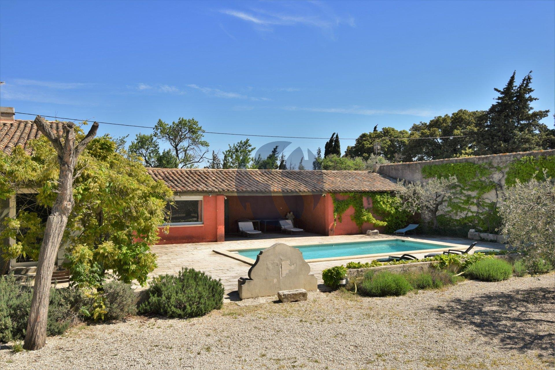 Provencal country house