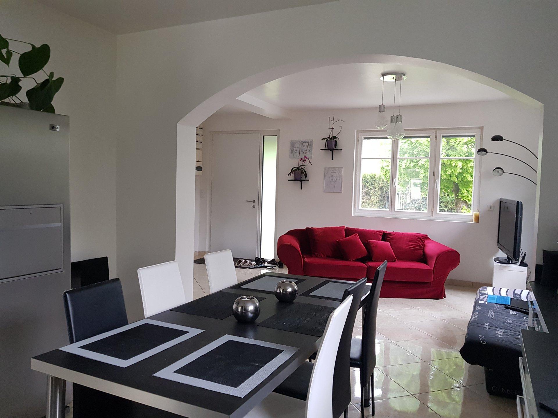 Montcourt Fromonville : Maison 5 pièces 122 m2