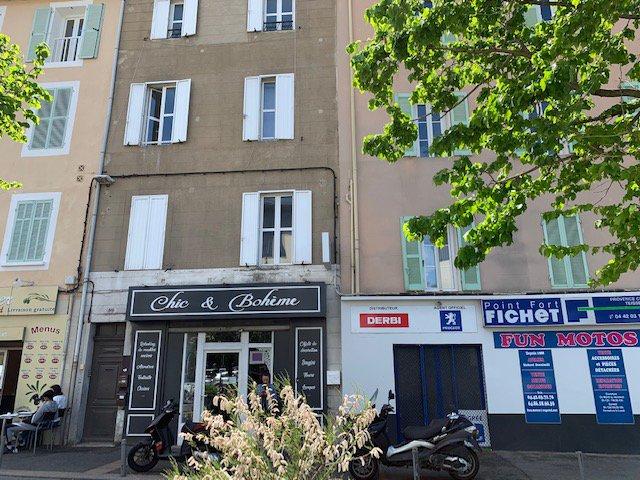 Appartement type 2 rénové, 44.73 m², une chambre
