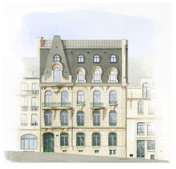 Programme Immeuble - Nancy