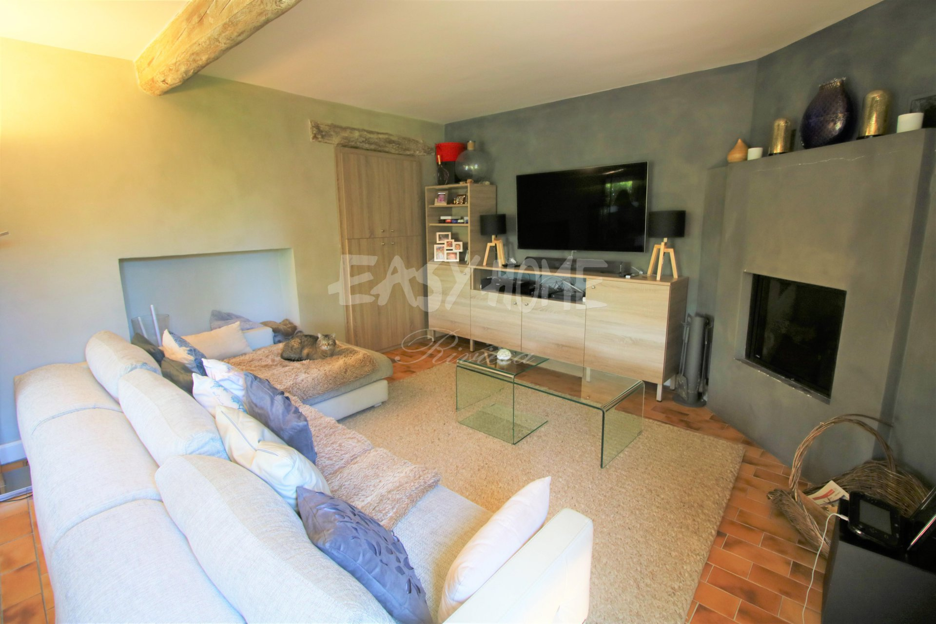 Purchase / Sale plot renovated mas in Grasse