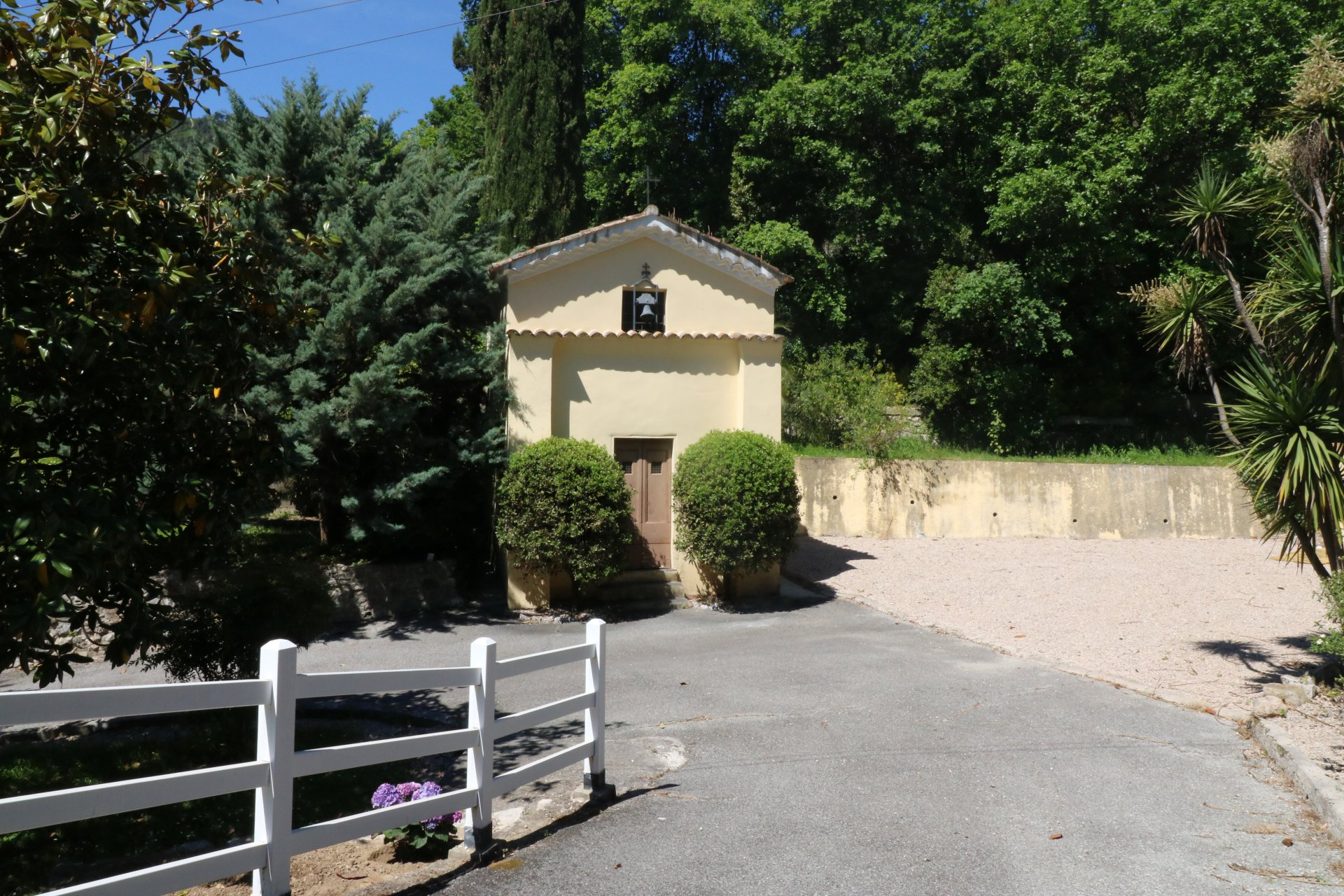 Mansion in Menton- Gorbio