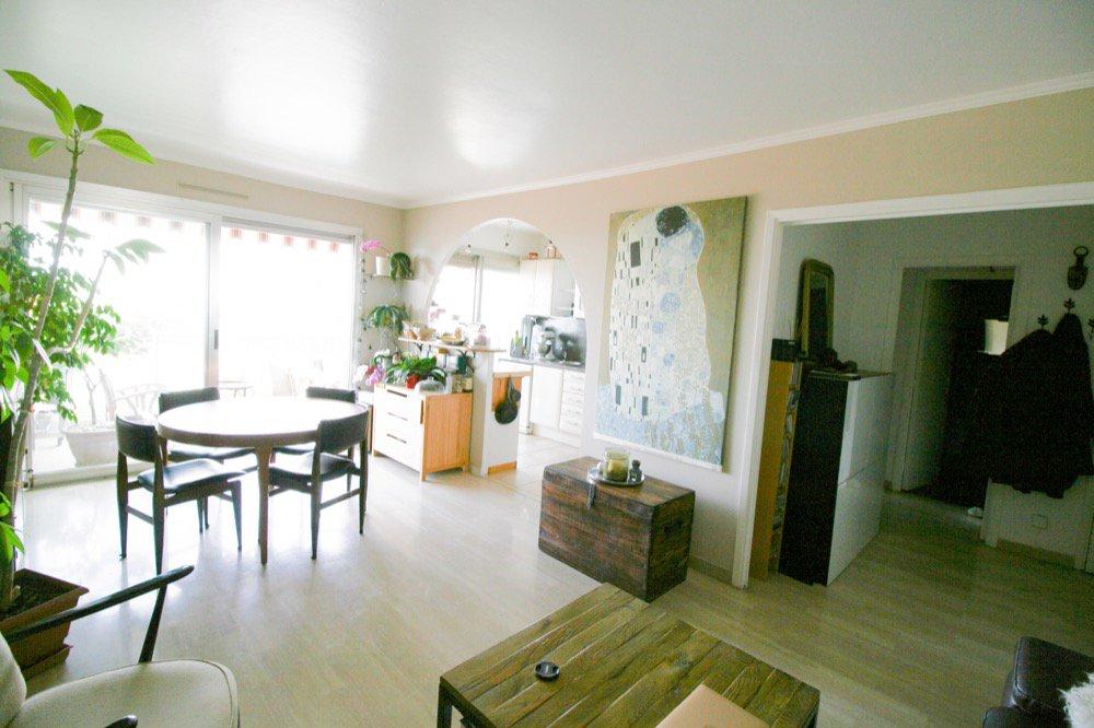 appartement 2 pièces Nice Corniche Bellevue
