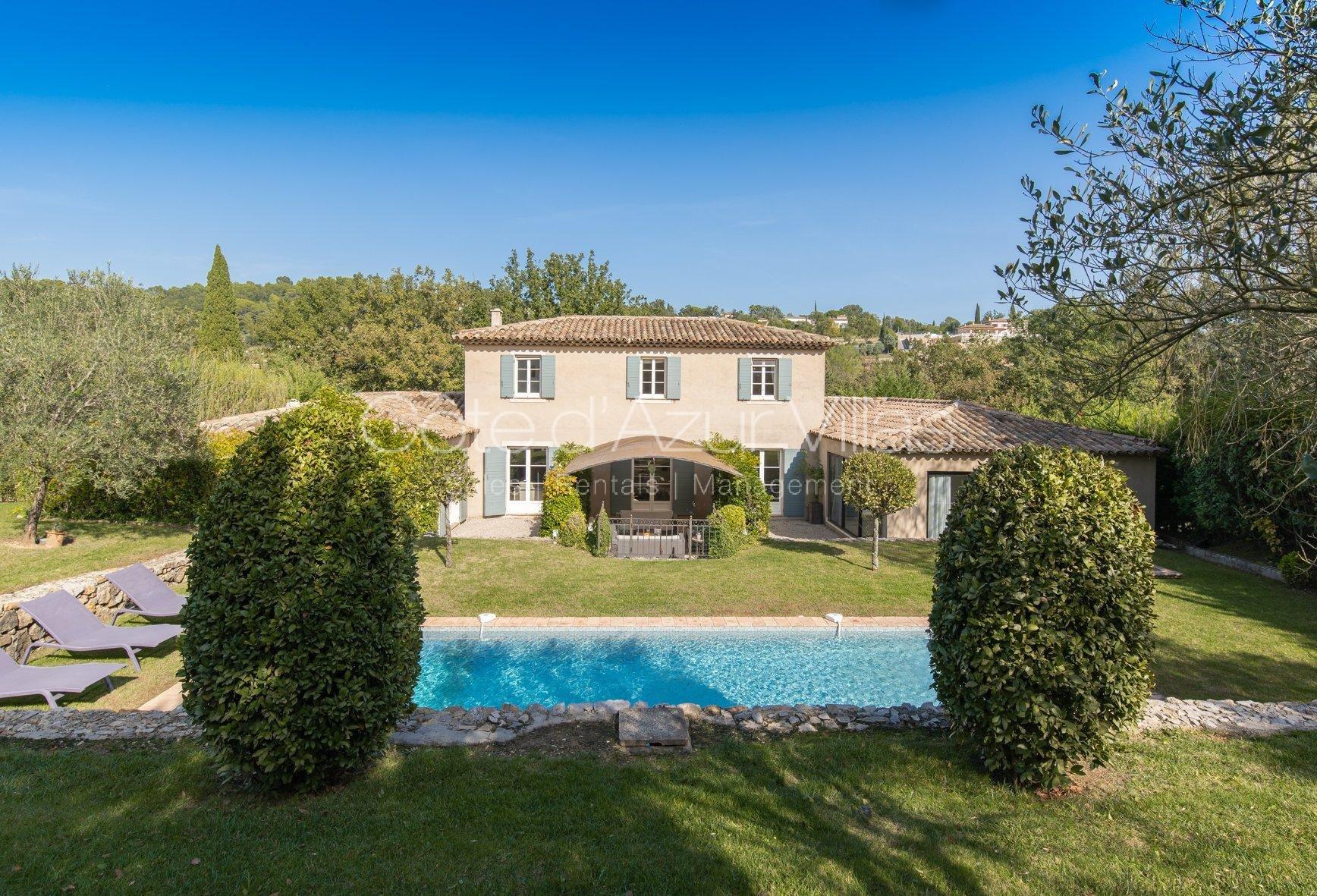 Valbonne - Villa Charlène