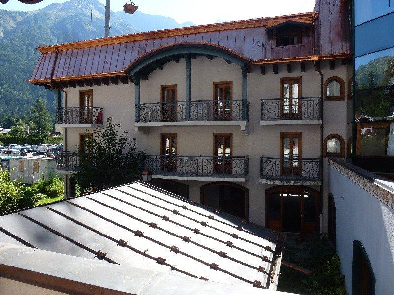 Vista esterna della residenza