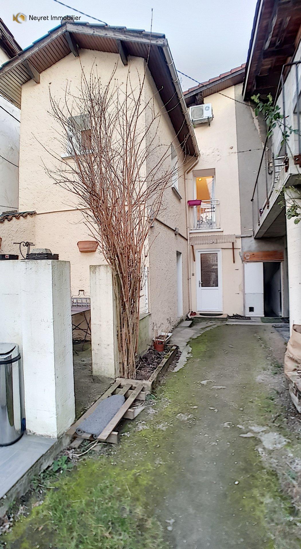 Maison de village T2 de 50,65 m2