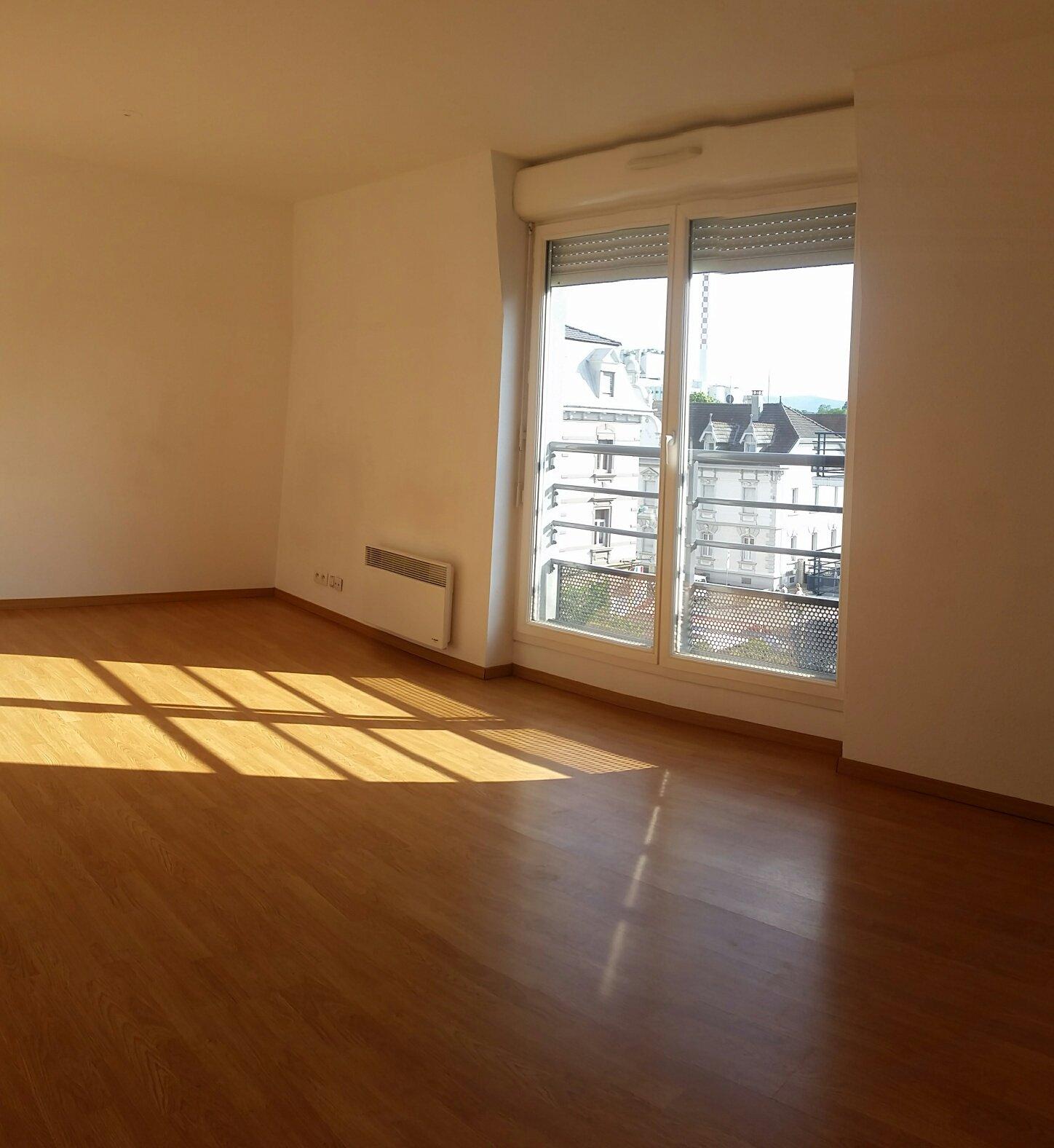 Location appartement St Louis F3