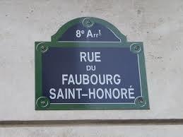 3 pièces - Faubourg Saint Honoré - 75008 Paris