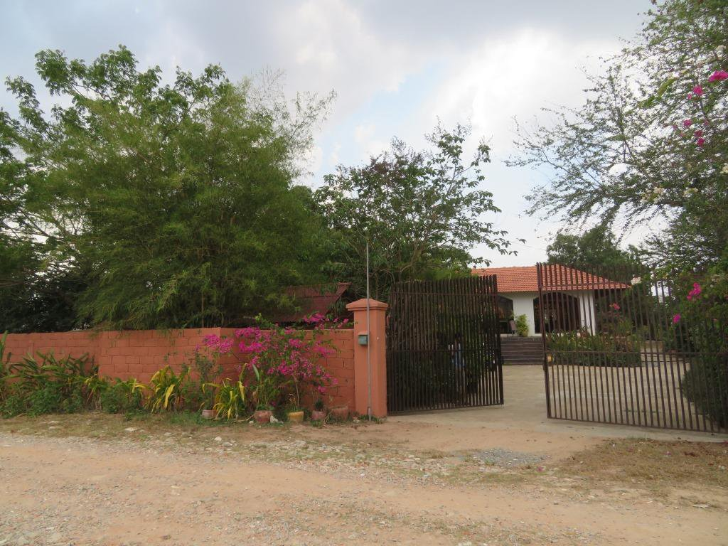 Vacant land & House For Sale