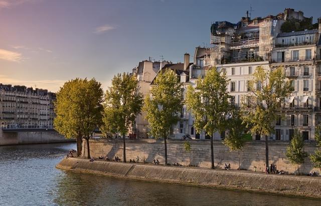 Très beau 2 pièces - Ile Saint-Louis - 75004 Paris