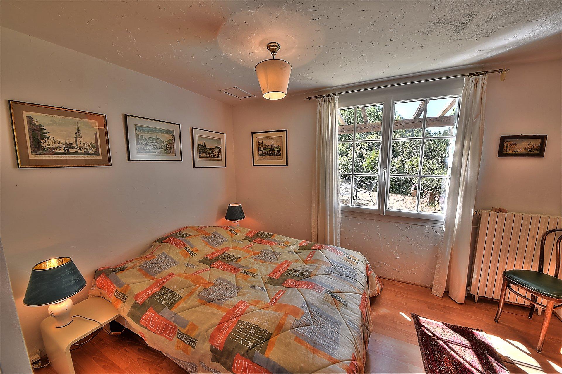 Bedroom 1 on the groundfloor