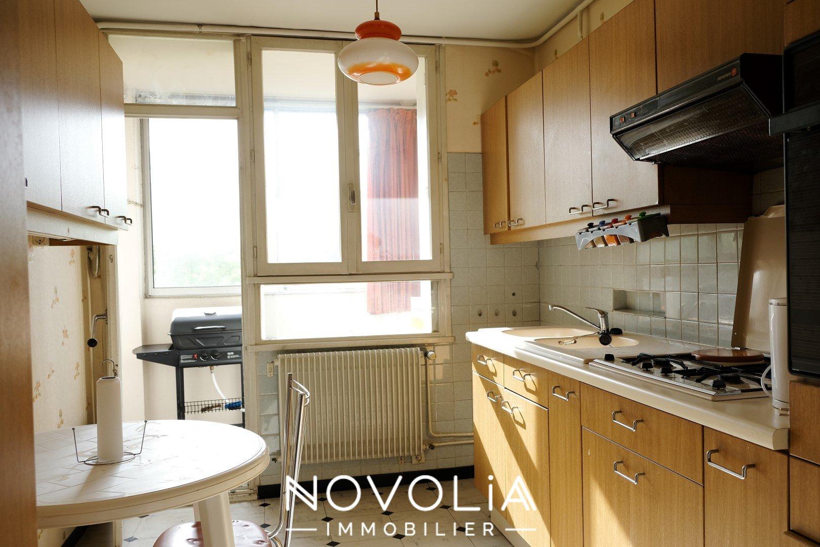Achat Appartement, Surface de 63 m²/ Total carrez : 63 m², 3 pièces, Vénissieux (69200)