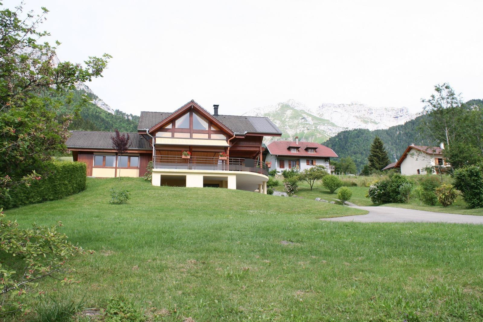 6182 - Maison ossature bois
