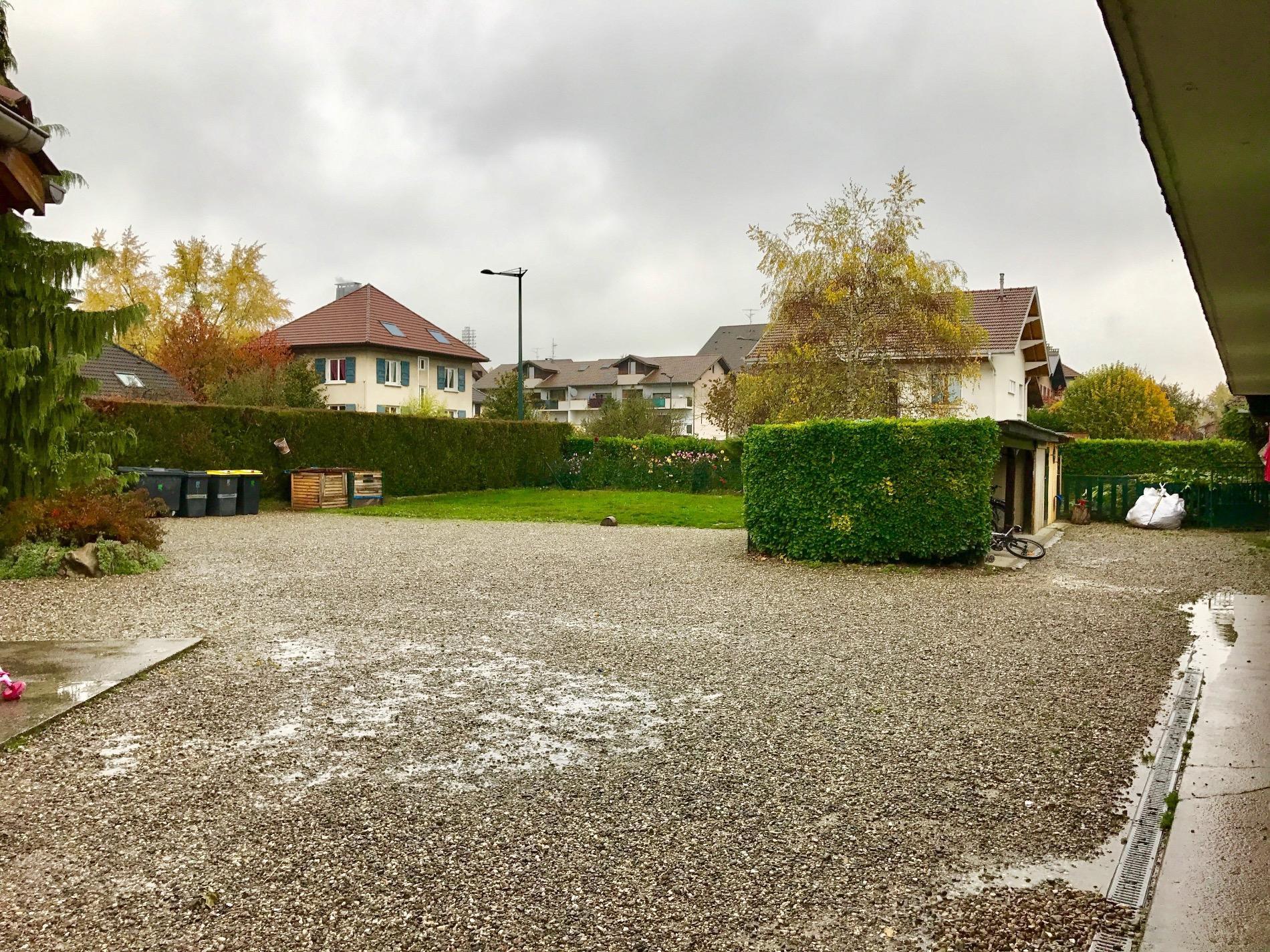 P631- Annecy, propriété sur 1700m2 de terrain environ pour promotion immobilière