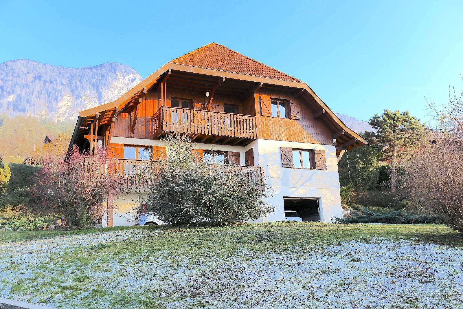 6278-Talloires Villa vue lac.