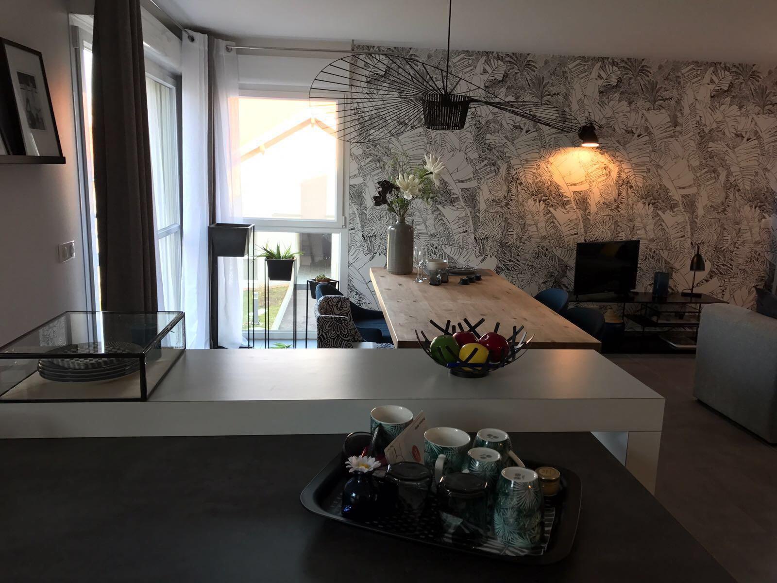 Appartement T3 de 65 m2 Neuf- SEYNOD à la Campagne