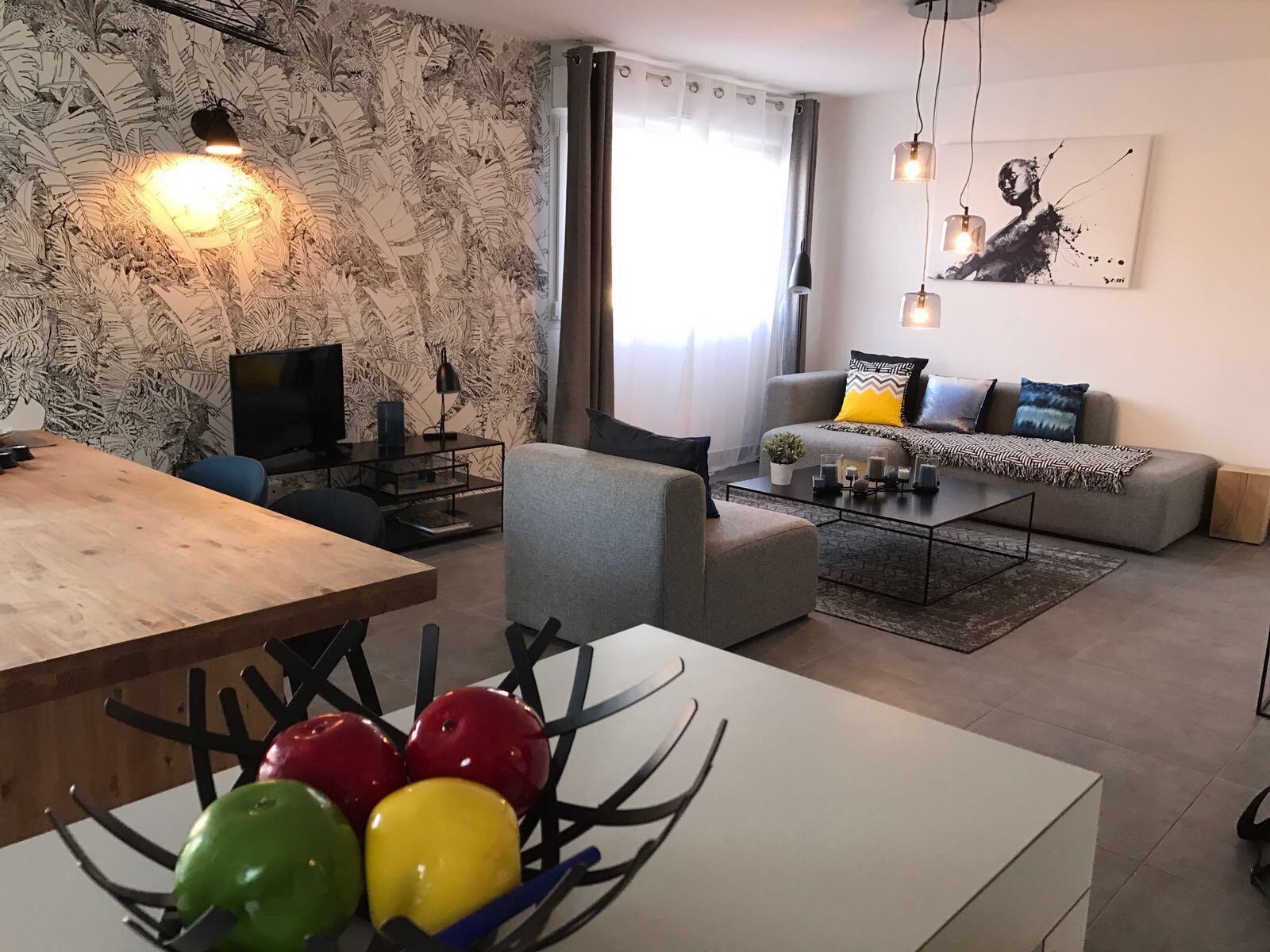 N685 TN3-AppartementT3 Neuf 65 m2 - Le Vieux Seynod