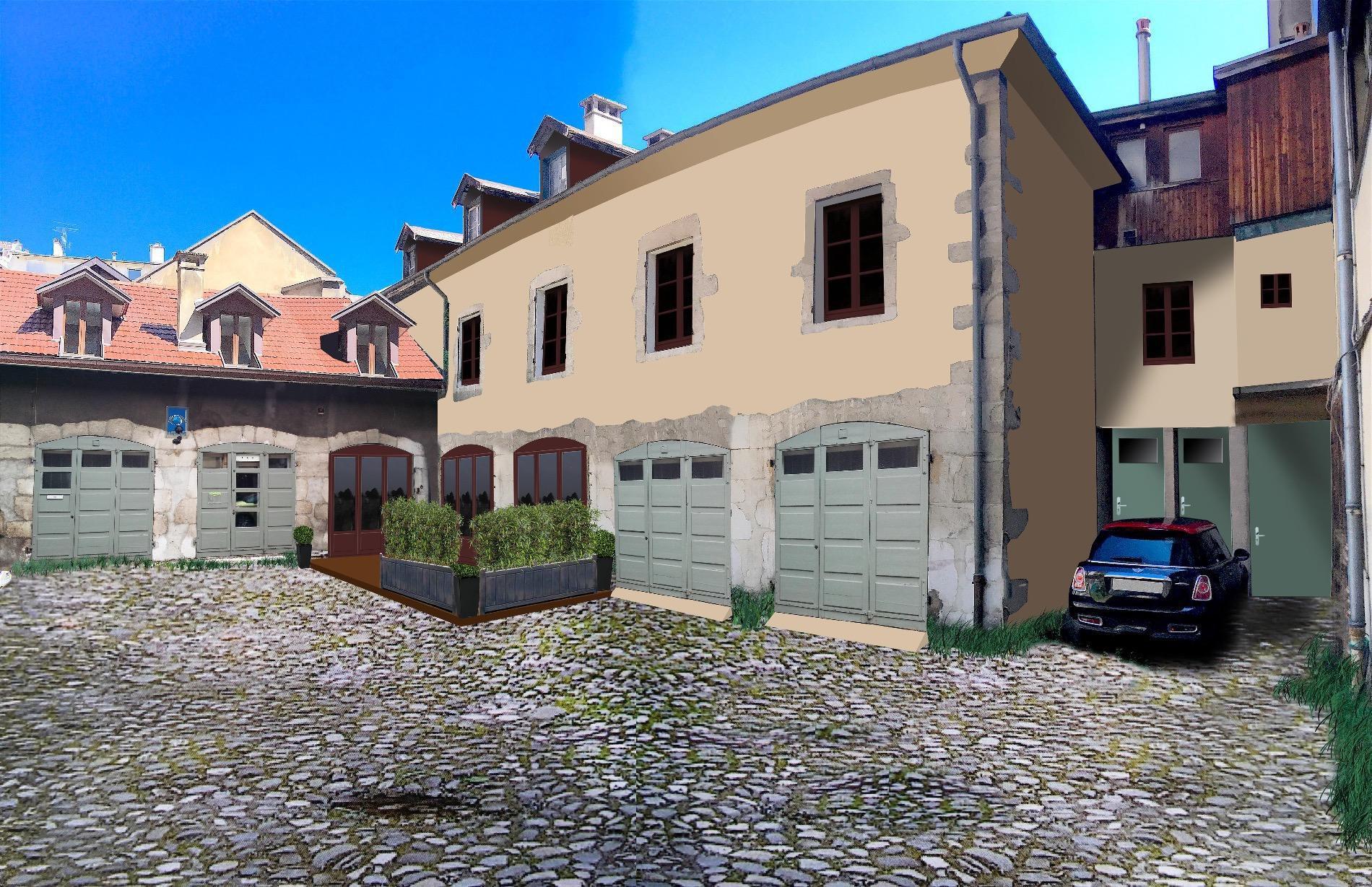 P669- Annecy centre ville, maison  de 280m² habitables