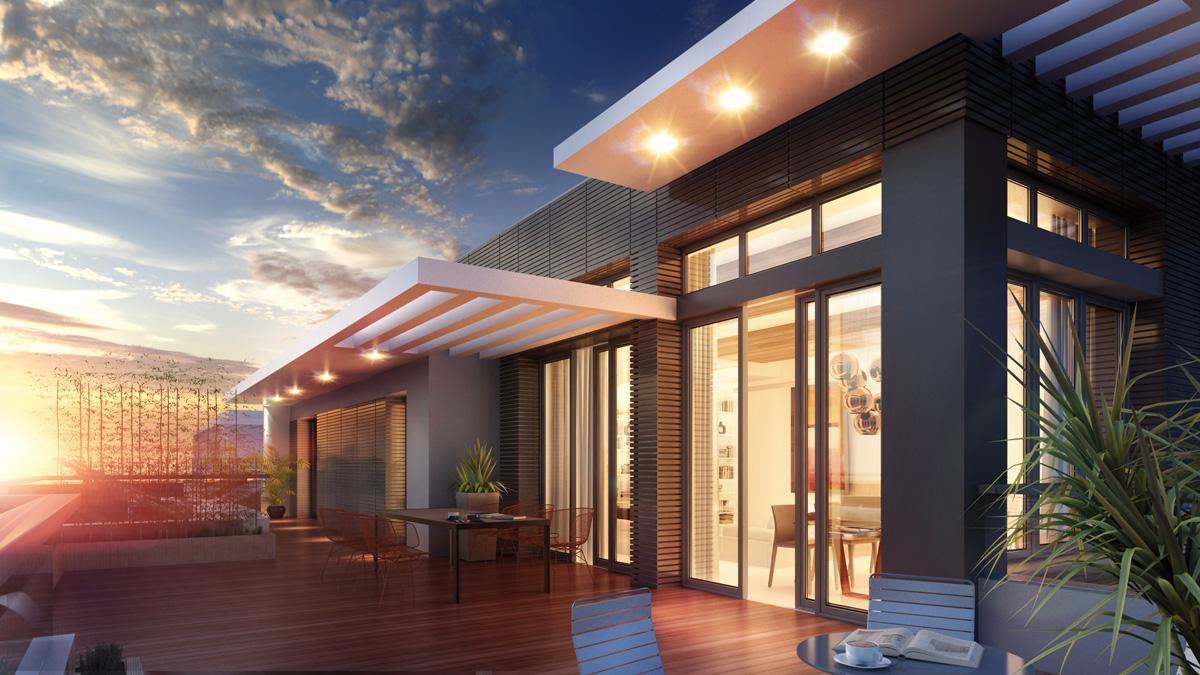 N683 P GL3 -Appartement T3 neuf 66 m2 - SEYNOD