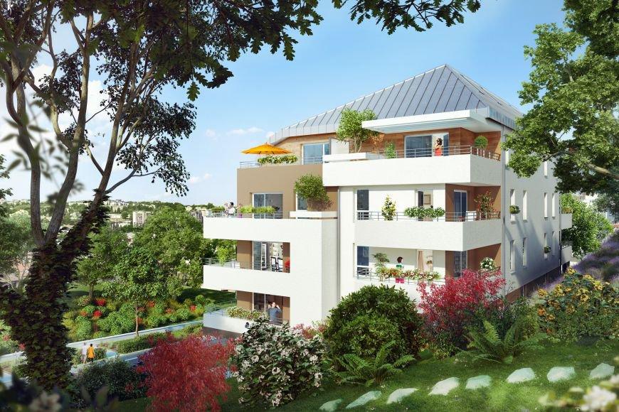 N686 - Appartement T3 de 65 m2 Neuf - Annecy centre