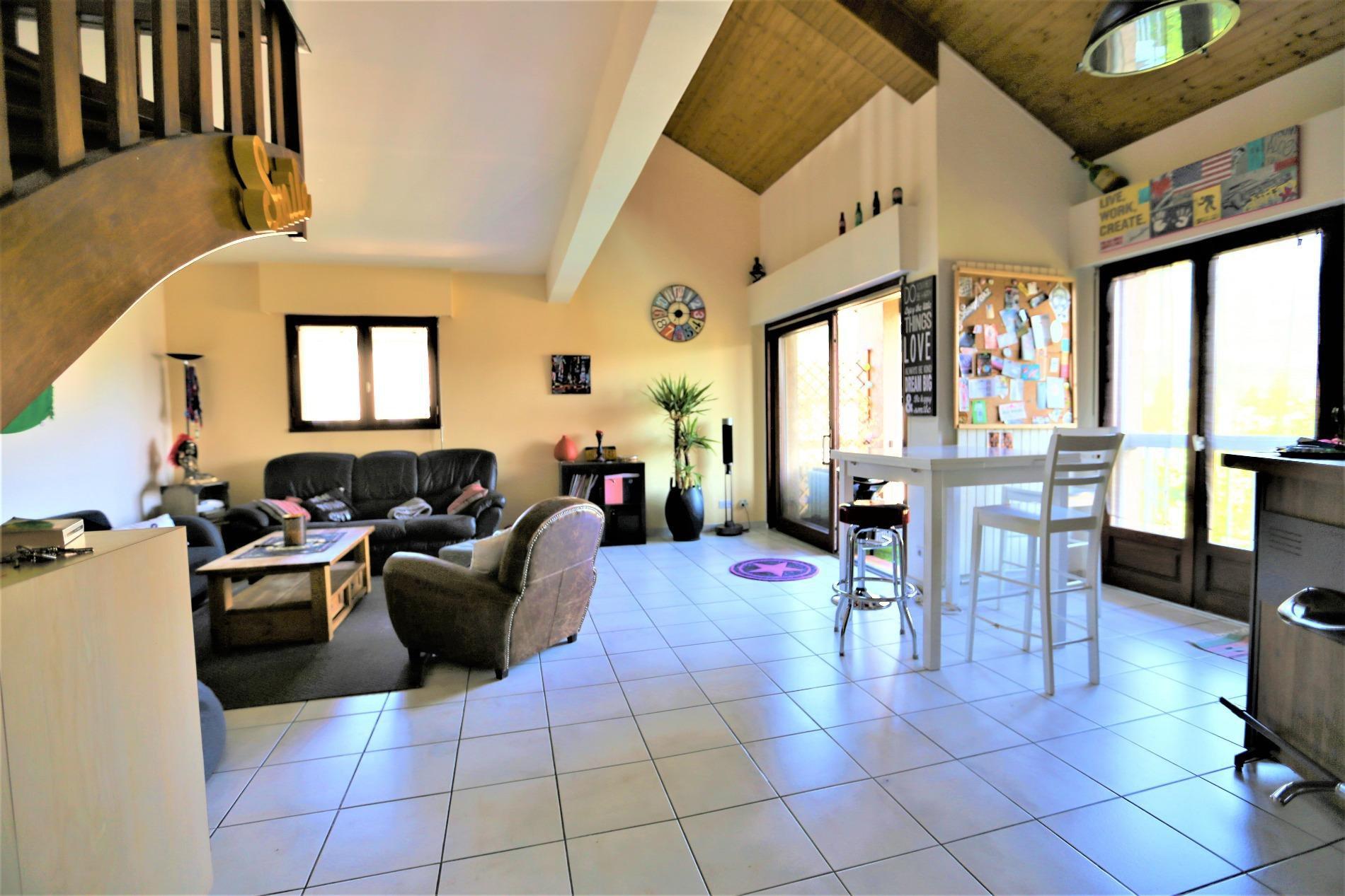 A824 - Appartement T4 Duplex à Annecy le Vieux