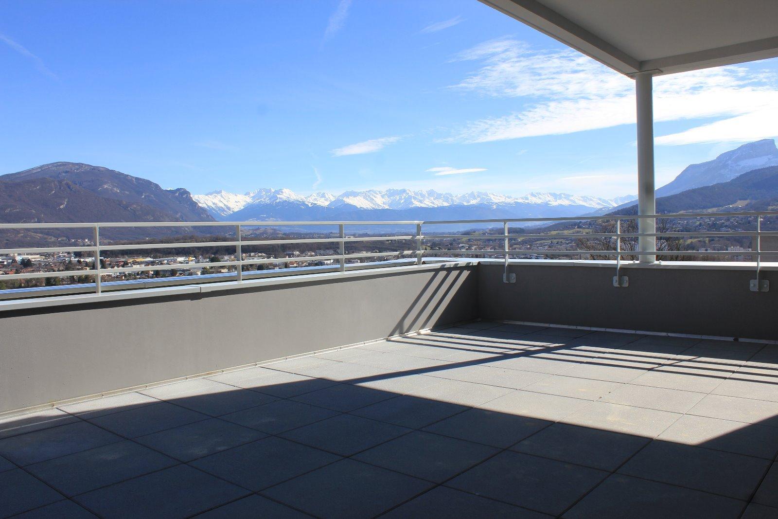 Bassens, Appartement T4 de Standing 122m² avec vue imprenable
