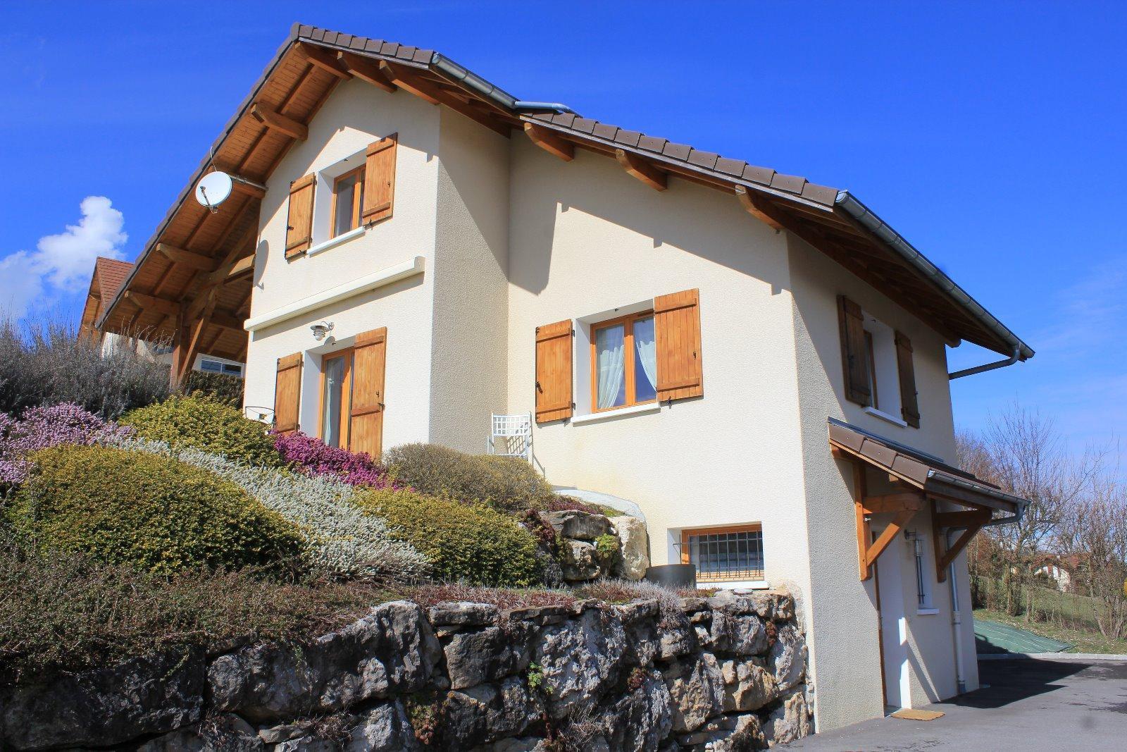 V1022G - Albens Villa 122m² sur 830m² terrain
