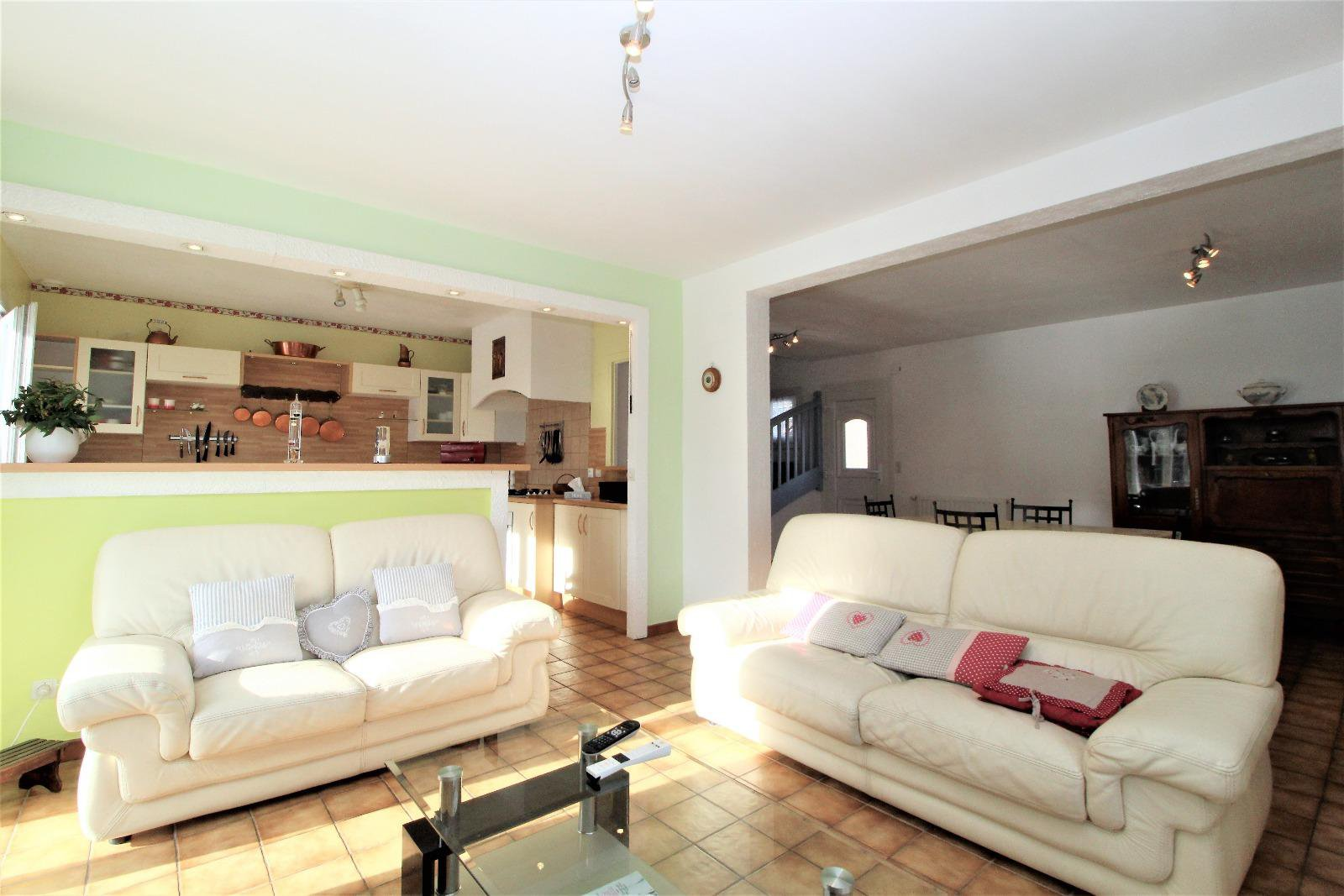 Annecy nord,  maison vue lac de 135 m² en exclusivité