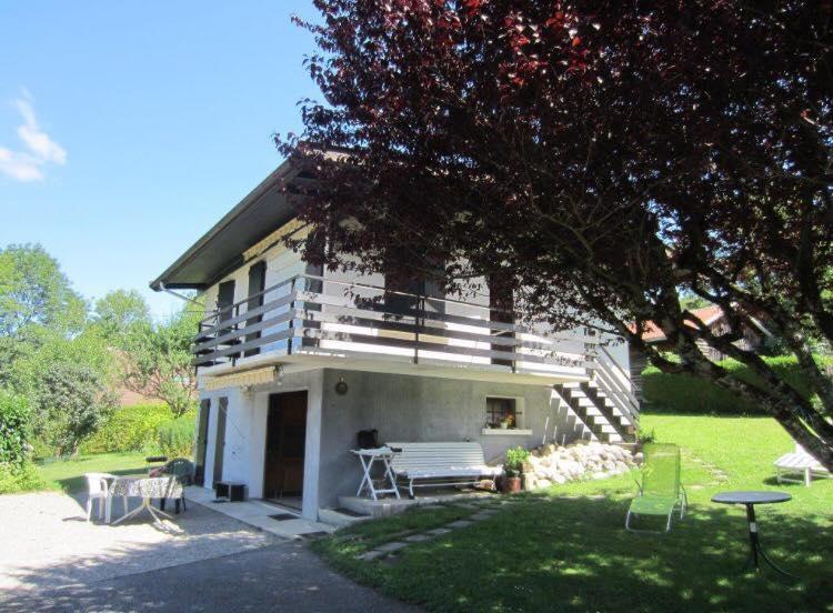 Proximité Annecy maison 90m² sur terrain constructible de 1440m²