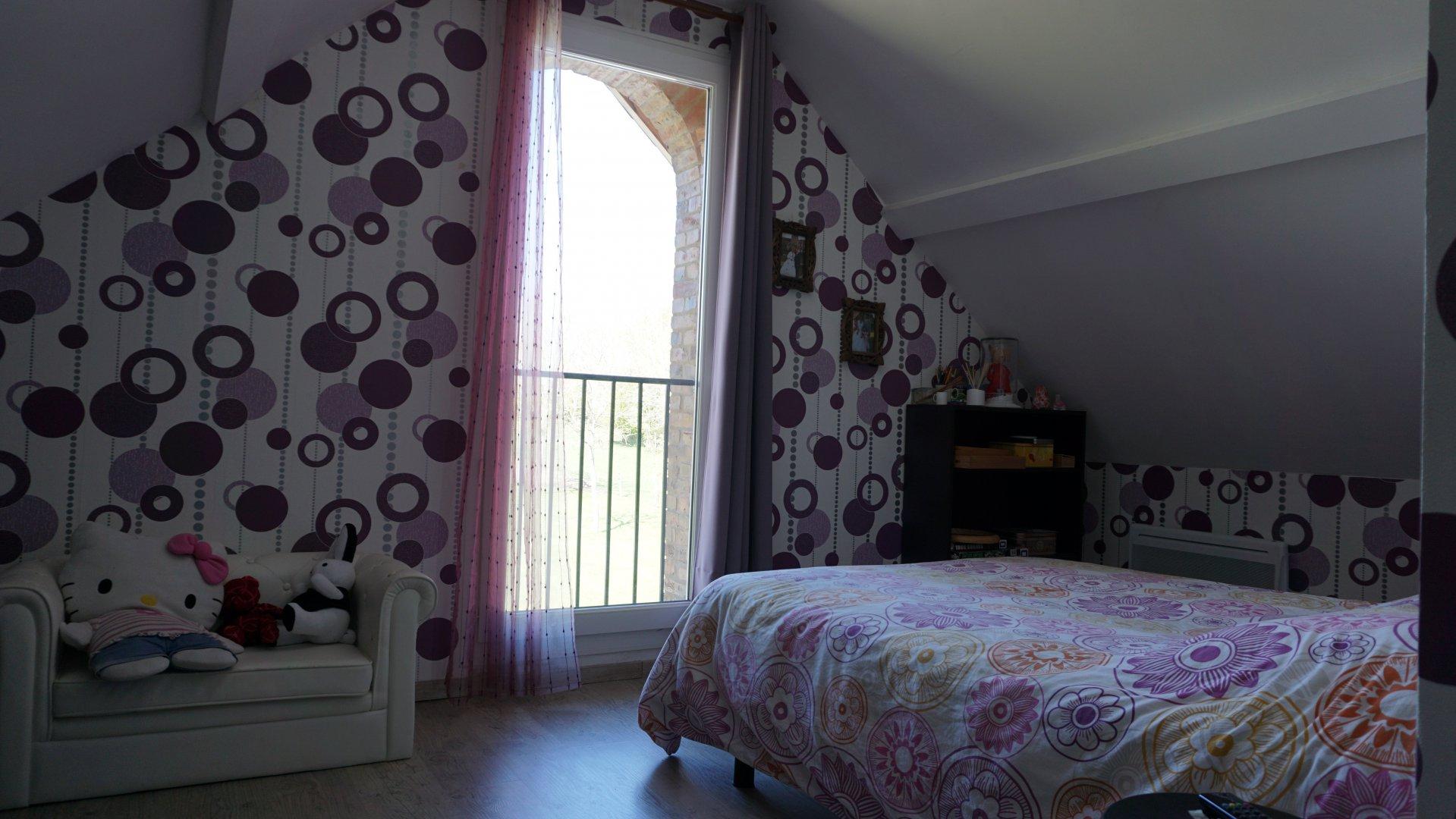 PAYS D'AUGE-CALVADOS-AXE LISIEUX-LIVAROT- Jolie maison en brique rénovée avec dépendances