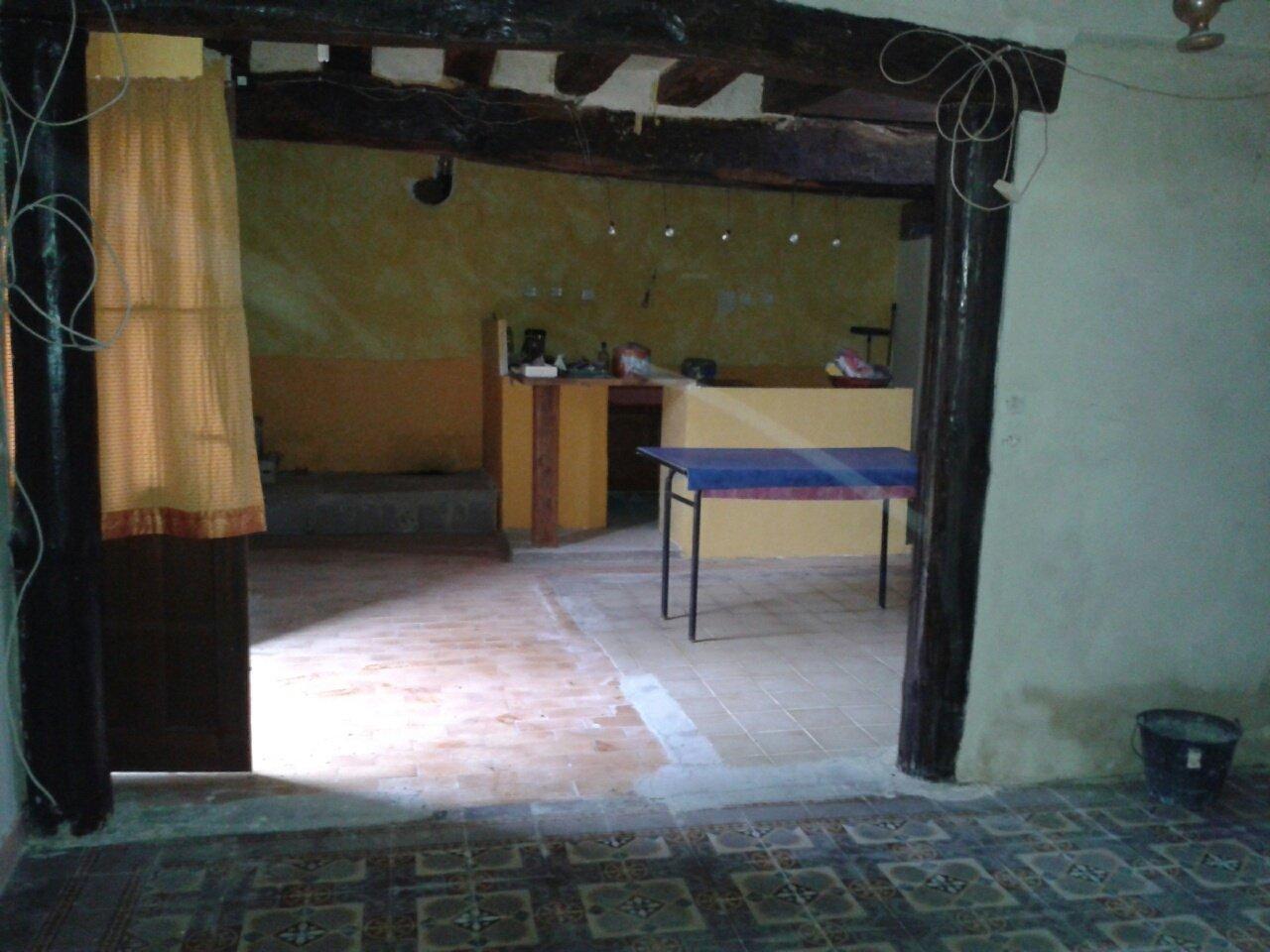 Maison ancienne avec terrain clos sans vis à vis
