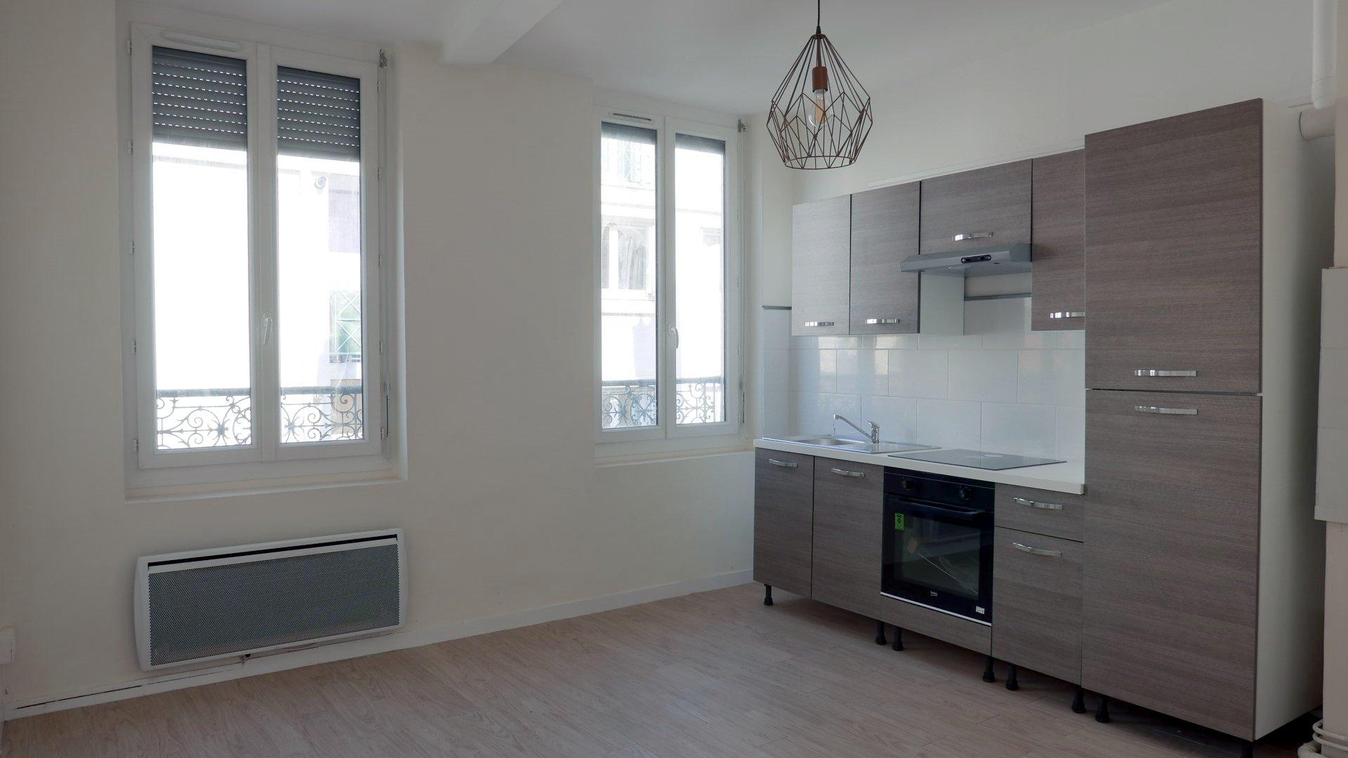 Location Appartement Surface de 36.5 m², 2 pièces, Lyon 3ème (69003)