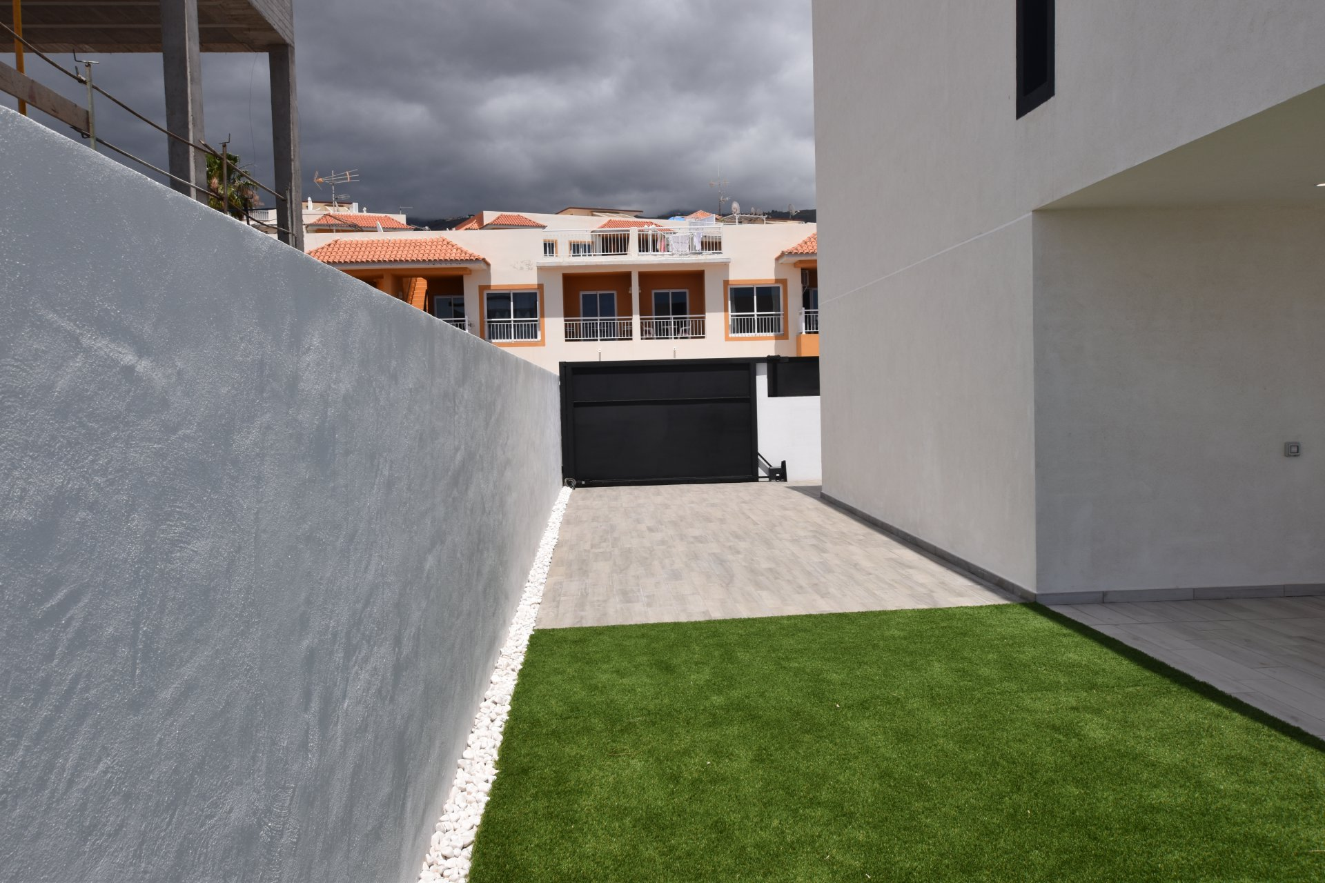 Luxurious and totally new villa in Callao Salvaje