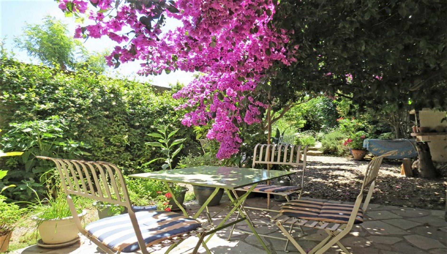 Charmante maison de village avec jardin